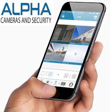 ALPHA SECURITY CAMERAS