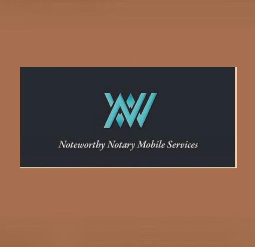 Noteworthy Mobile Notary Service