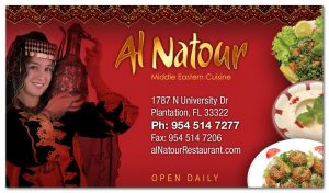 Al Natour Middle Eastern Restaurant