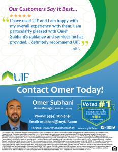 UIF Corp – Islamic Home Financing