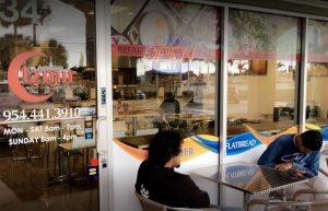 Izmir Cafe