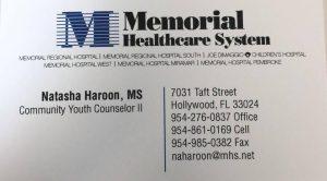 Natasha Haroon, MS