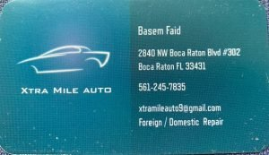 Xtra Mile Auto Clinic