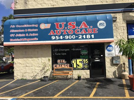 USA AUTO CARE CENTER