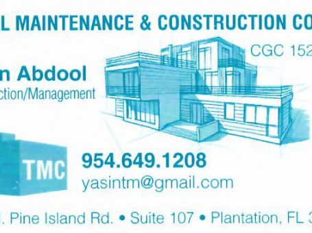 Total Maintenance and Construction