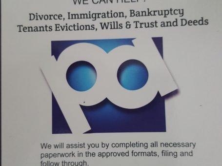 Divorce/Immigration Consultant