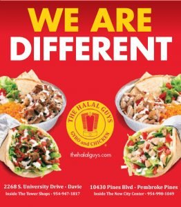 The Halal Guys Pembroke Pines