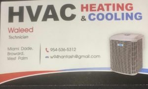 HVAC Heating & Cooling