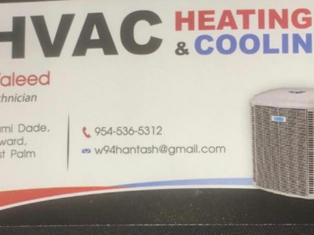 HVAC Heating & Cooling