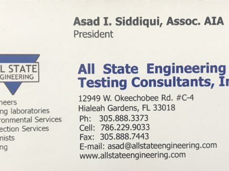 ALL STATE ENGINEERING