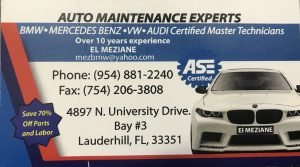 ELMEZIANE AUTO MAINTENANCE EXPERTS