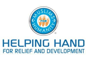 Helping hand for relief and development