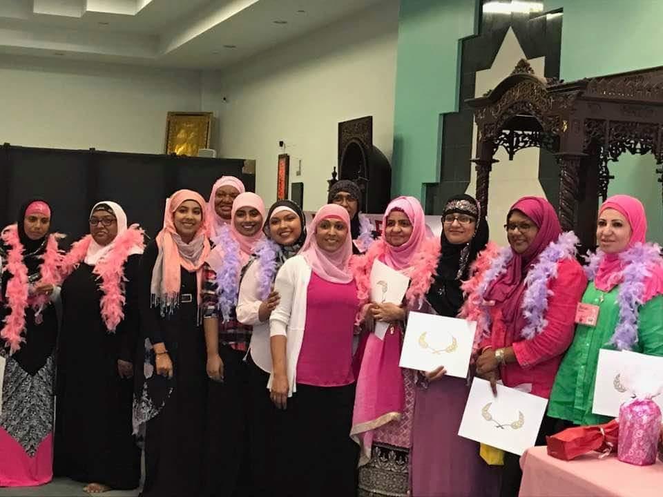 2016 Pink Ladies Group Photo